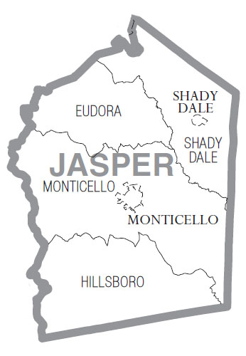 Jasper Georgia Map.Genealogy3 Com Jasper Co Georgia